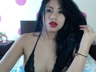 Photo de profil sexy du modèle BrunettLatina, pour un live show webcam très hot !