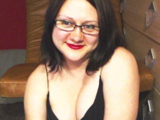Picture of the sexy profile of chubbySONya, for a very hot webcam live show !