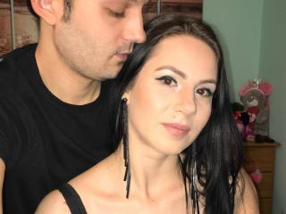 Picture of the sexy profile of CoupleSupreme, for a very hot webcam live show !