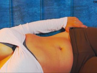 Sexet profilfoto af model LolloK, til meget hot live show webcam!