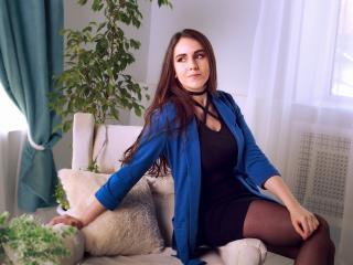 Velmi sexy fotografie sexy profilu modelky Marcelia pro live show s webovou kamerou!
