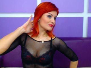 Picture of the sexy profile of RubyBeauDesireX, for a very hot webcam live show !