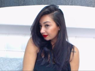 Picture of the sexy profile of SerenIsMe, for a very hot webcam live show !