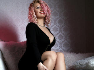 Photo de profil sexy du modèle SweetJoy, pour un live show webcam très hot !