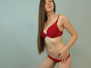 Picture of the sexy profile of YazminaLove, for a very hot webcam live show !