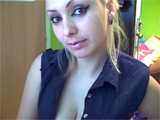 Photo de profil sexy du modèle Kleopatra, pour un live show webcam très hot !