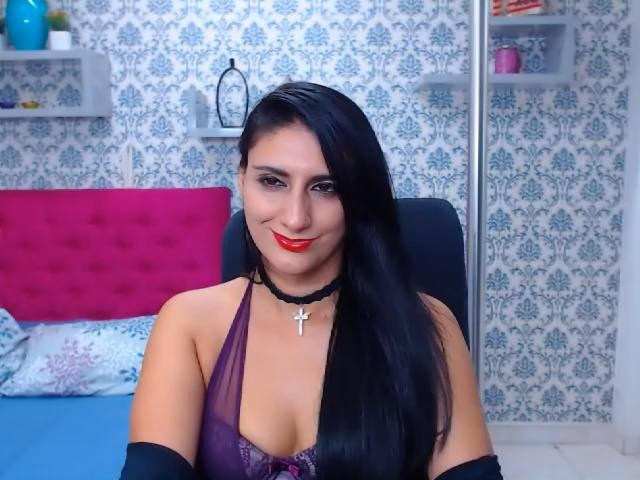 Picture of the sexy profile of TamaraCavani, for a very hot webcam live show !