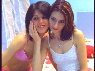 Picture of the sexy profile of 2WetGirls, for a very hot webcam live show !