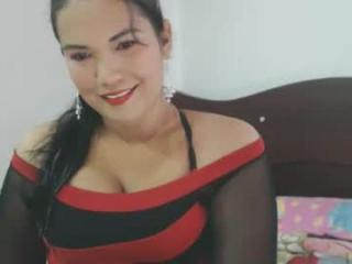 SkarlettBigTits live oral sex show