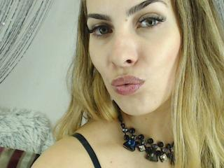 Picture of the sexy profile of AgathaHotX, for a very hot webcam live show !