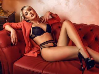 Foto de perfil sexy de la modelo Allexine, ¡disfruta de un show webcam muy caliente!