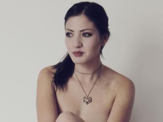 Velmi sexy fotografie sexy profilu modelky AmethysteKat pro live show s webovou kamerou!