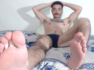 AncelX - Webcam live exciting with a shaved private part Gays