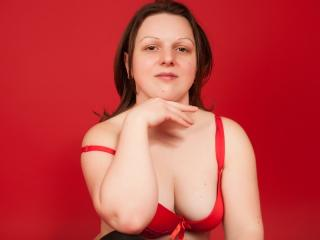 Picture of the sexy profile of AngelikaRicci, for a very hot webcam live show !