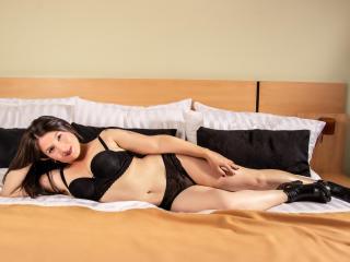 Velmi sexy fotografie sexy profilu modelky AntonellaWang pro live show s webovou kamerou!