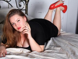 Velmi sexy fotografie sexy profilu modelky Ariannnaa pro live show s webovou kamerou!