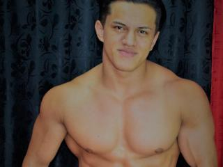 Picture of the sexy profile of ArnoldMuscles, for a very hot webcam live show !