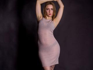 Velmi sexy fotografie sexy profilu modelky BeautyLoves pro live show s webovou kamerou!