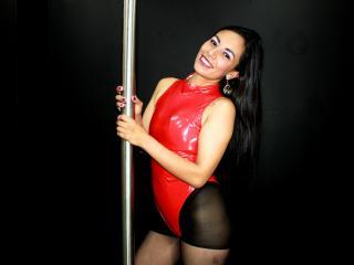 Photo de profil sexy du modèle BestValery, pour un live show webcam très hot !