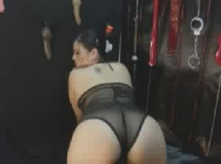 Picture of the sexy profile of BigAssFun, for a very hot webcam live show !