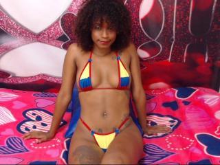 Model BlackHotHornyX'in seksi profil resmi, çok ateşli bir canlı webcam yayını sizi bekliyor!