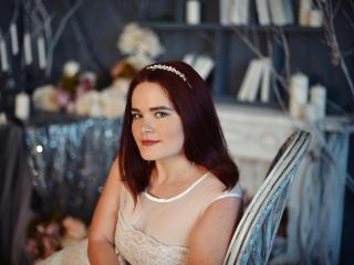 Velmi sexy fotografie sexy profilu modelky CanoeLovve pro live show s webovou kamerou!
