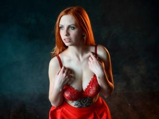 Photo de profil sexy du modèle ChloeWow, pour un live show webcam très hot !
