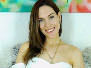 Foto de perfil sexy de la modelo DalilaF, ¡disfruta de un show webcam muy caliente!
