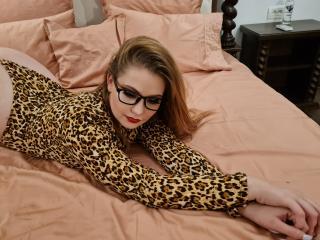 Foto de perfil sexy de la modelo DalyaLove, ¡disfruta de un show webcam muy caliente!
