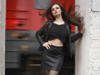 Model DiriaKiss'in seksi profil resmi, çok ateşli bir canlı webcam yayını sizi bekliyor!