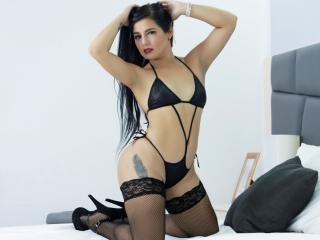 Picture of the sexy profile of ElenKendrick, for a very hot webcam live show !
