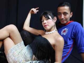 Фото секси-профайла модели EmilyAndJames, веб-камера которой снимает очень горячие шоу в режиме реального времени!