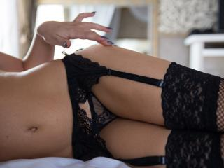 Sexet profilfoto af model EroticLadyHot, til meget hot live show webcam!