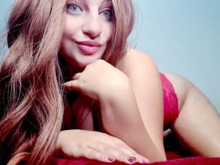 Photo de profil sexy du modèle GiannaSexxy, pour un live show webcam très hot !