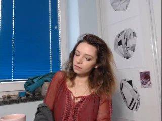 Model GinnaM'in seksi profil resmi, çok ateşli bir canlı webcam yayını sizi bekliyor!