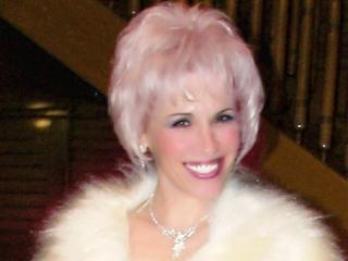 Velmi sexy fotografie sexy profilu modelky HappyLady69 pro live show s webovou kamerou!