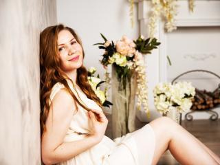 Hình ảnh đại diện sexy của người mẫu IvoryLove để phục vụ một show webcam trực tuyến vô cùng nóng bỏng!