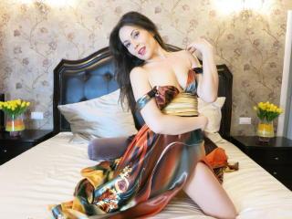 Poza sexy de profil a modelului JasmineLaRoche, pentru un intens show webcam live !