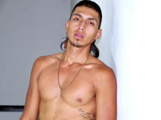 Picture of the sexy profile of JayAlejandro, for a very hot webcam live show !