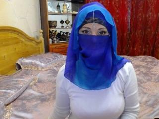 Hình ảnh đại diện sexy của người mẫu KosemPrintess để phục vụ một show webcam trực tuyến vô cùng nóng bỏng!