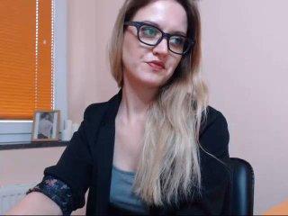 Velmi sexy fotografie sexy profilu modelky LenaShy pro live show s webovou kamerou!
