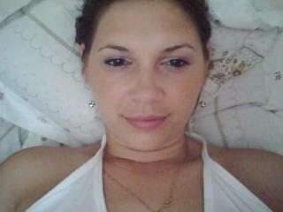Velmi sexy fotografie sexy profilu modelky Lorenne pro live show s webovou kamerou!