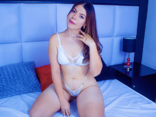 Picture of the sexy profile of LuarenFox, for a very hot webcam live show !
