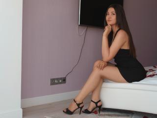 Foto de perfil sexy de la modelo MaggyFlower, ¡disfruta de un show webcam muy caliente!