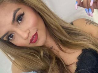 Velmi sexy fotografie sexy profilu modelky MajorieLove pro live show s webovou kamerou!