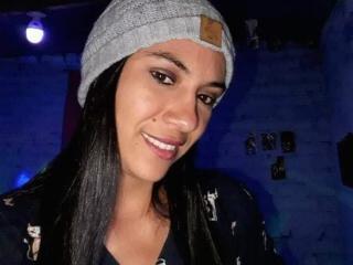 MaloryFlame szexi modell képe, a nagyon forró webkamerás élő show-hoz!