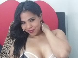 Sexet profilfoto af model Maryliinn, til meget hot live show webcam!