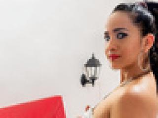 Velmi sexy fotografie sexy profilu modelky MelaniSquirt pro live show s webovou kamerou!