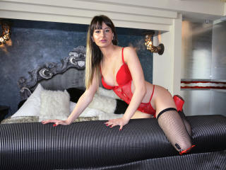 Photo de profil sexy du modèle MiaFontaineX, pour un live show webcam très hot !