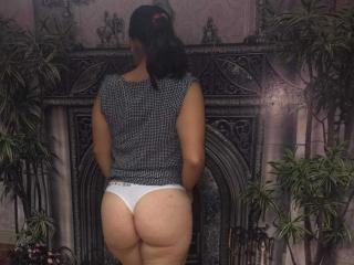 Picture of the sexy profile of MissAysha, for a very hot webcam live show !